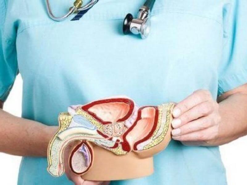 проверка простатита у врача