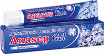 ANASEP GEL milk uchun gel 5 g N50