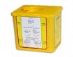 Одноразовая герметичная емкость для утилизации игл, 0,5 литр