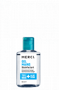 Антисептик гель MERCI 60ml