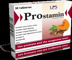Простамин таблетки 18 г N30