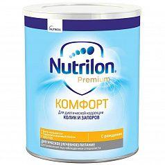 Сухая молочная смесь Nutrilon Комфорт 1:uz:Nutrilon Comfort 1 quruq sut aralashmasi