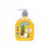 """Антибактериальное жидкое мыло """"AROMAX"""" с ароматом тропических фруктов Объем 300 мл"""