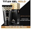 Крем titan gel gold (титан гель голд)