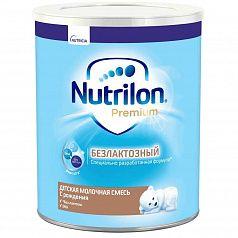 Сухая молочная смесь Nutrilon Безлактозный:uz:Nutrilon Laktozisiz quruq sut aralashmasi