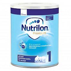 Сухая молочная смесь Nutrilon Premium с Pronutra Advance 1:uz:Pronutra Advance 1 bilan Nutrilon Premium quruq sut aralashmasi