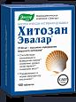 ХИТОЗАН - ЭВАЛАР таблетка 0,5 мг N100
